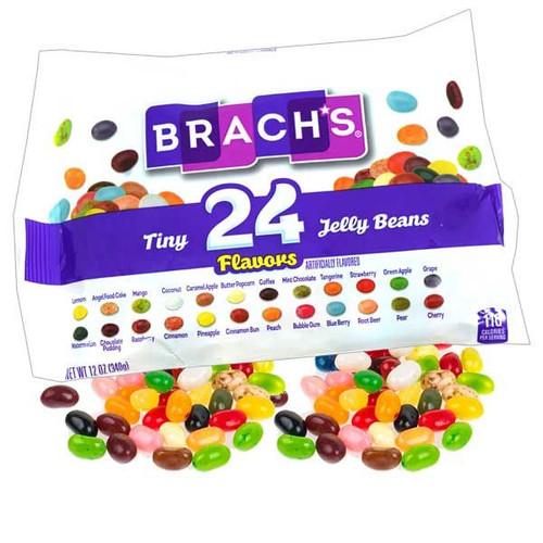 Brach's Tiny jelly Beans 24 Flavors