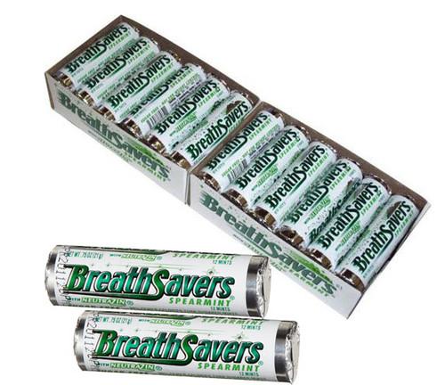 BreathSavers Mints 24ct - Spearmint
