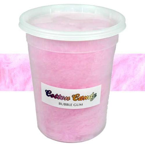Cotton Candy Bubble Gum 32oz Tub