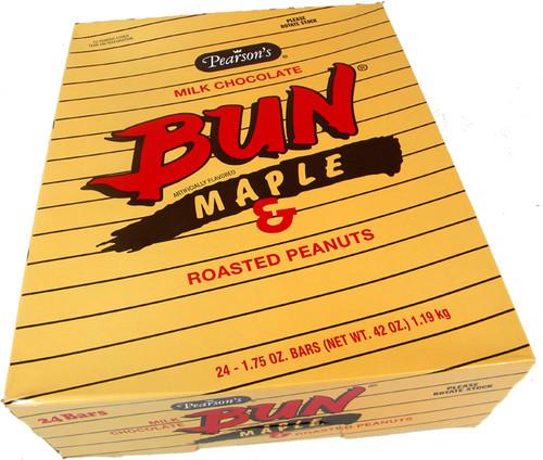 Bun Candy Bar 24ct Maple