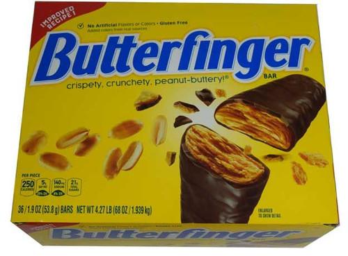 Butterfinger Candy Bar 36ct