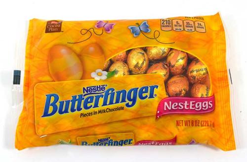 Butterfinger Candy Eggs 8oz Bag