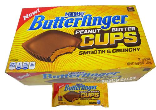 Butterfinger Peanut Butter Cups 24 Count