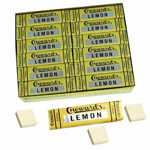 C Howard's Lemon Mints 24 Count