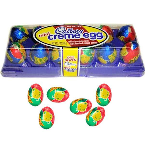 Cadbury Mini Bite Size Eggs 12ct