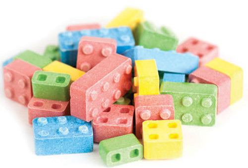 Candy Blocks 20oz Bag