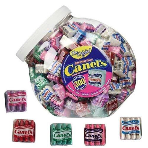 Canel's Original Chewing Gum 300 Count Jar