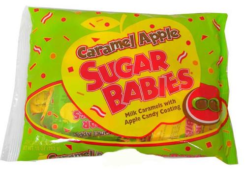 Caramel Apple Sugar Babies Snack Size 14 Count
