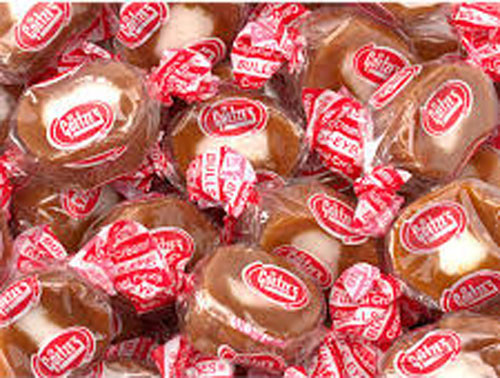 Caramel Creams 10lb Bulk