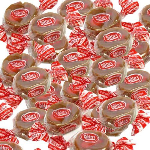 Caramel Creams Caramel Apple 10lb Bulk