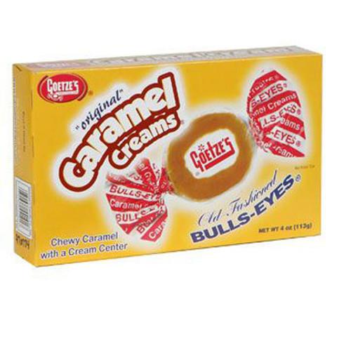 Caramel Creams 3oz Box