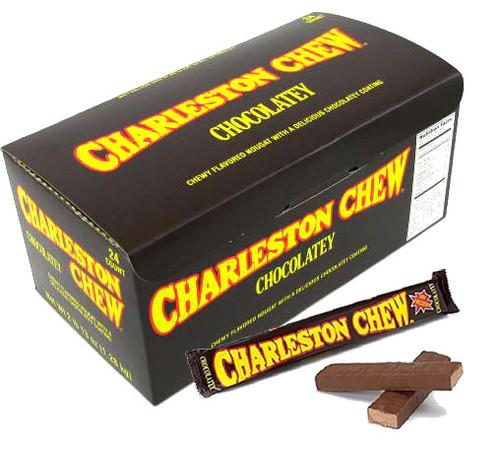Charleston Chews Chocolate 24 Count