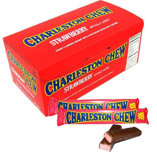 Charleston Chews Strawberry 24 Count