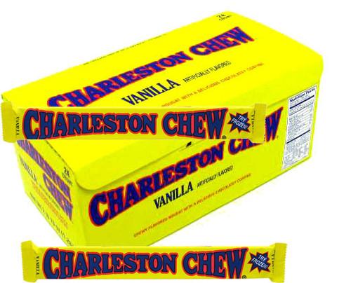 Charleston Chews Vanilla 24 Count