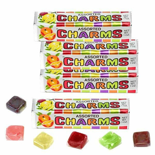 Charms Assorted Squares 20 Count