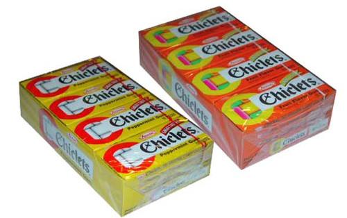 Chiclets 20ct Choose Flavor