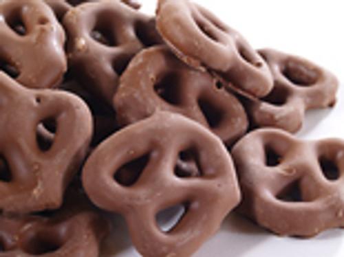 Chocolate Covered Pretzels 1lb