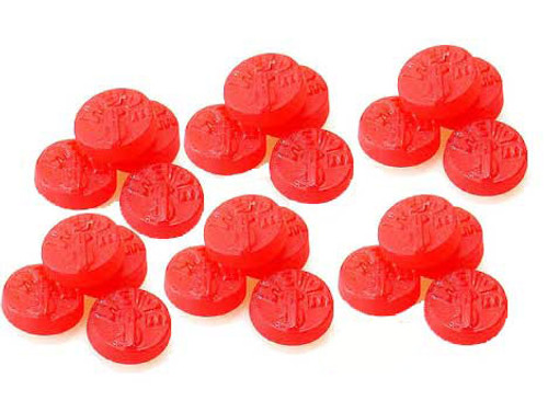 Cherry Gummy Ju Ju Coins 24oz Bag