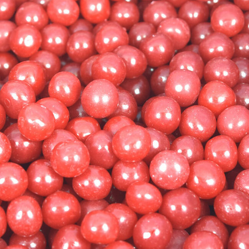 Cherry Sour Balls 30lb Bulk