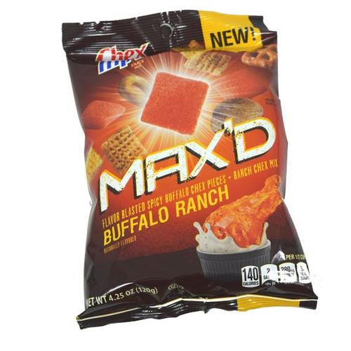 Chex Mix Buffalo Ranch Snack 4.25oz Bag