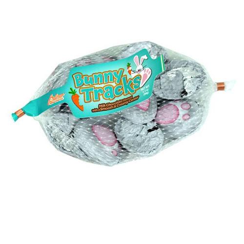 Chocolate Bunny Tracks Paws 3.3oz Bag