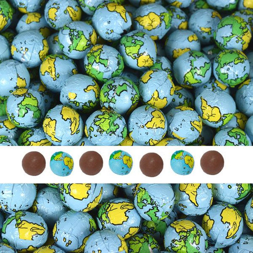 Chocolate Earth Balls 2lb (140)