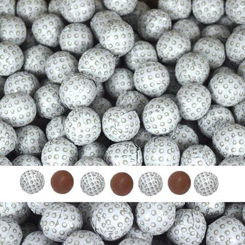 Chocolate Golf Balls 2lb Bag (140)
