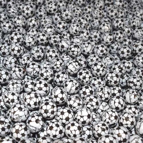 Chocolate Soccer Balls 30lbs
