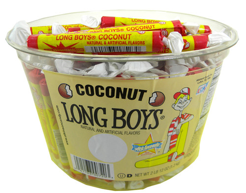 Coconut Long Boys  145ct