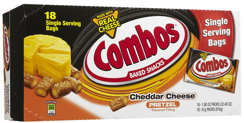 Combo's 18ct - Cheddar