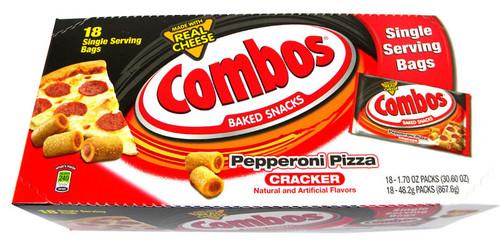 Combo's 18ct - Pepperoni Pizza