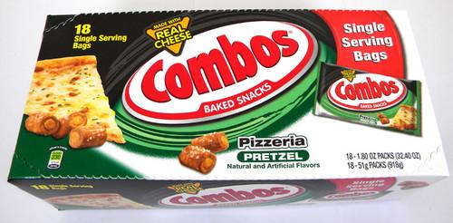 Combo's 18ct - Pizza Pretzel