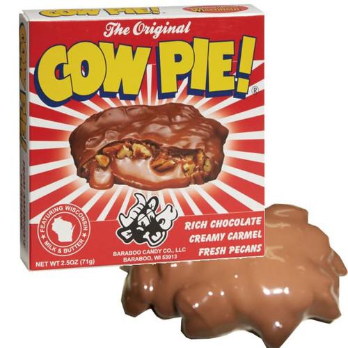 Cow Pie Chocolate Original 2.5oz