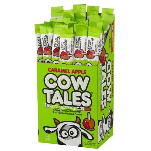 Cow Tales 36CT - Caramel Apple