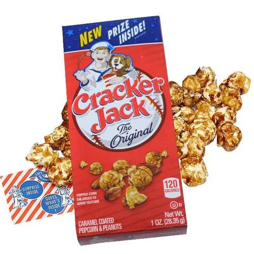 Cracker Jack  1oz Box