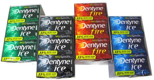 Dentyne Ice Sugarless Gum 9ct - Choose Flavor