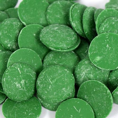 Dark Green Melting Candy Wafers 16oz