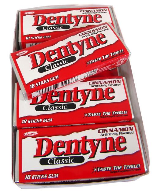 Dentyne Gum Original BONUS Pack 12ct