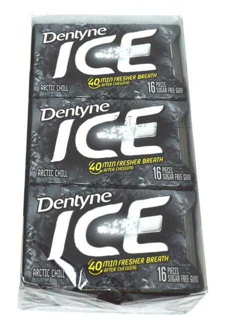 Dentyne Ice Sugarless Gum 9ct - Artic Chill