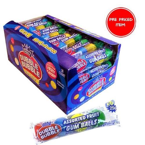 Double Bubble Gum Balls 36ct