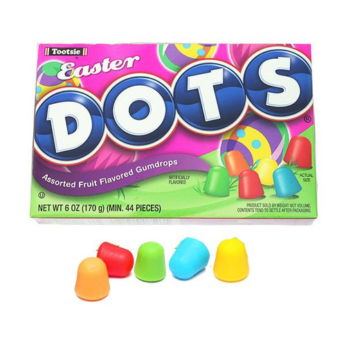 Dots Candy Easter 6oz Box