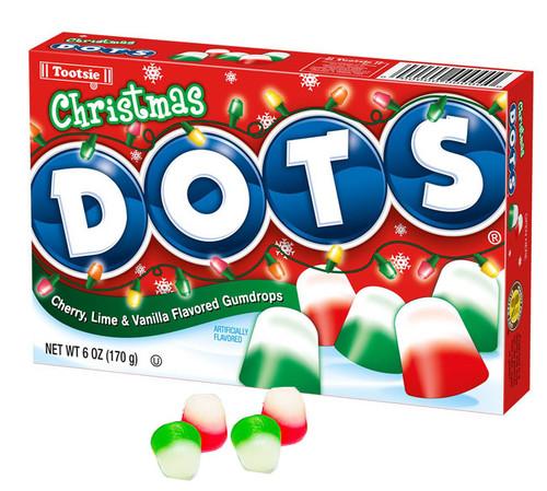 Dots Christmas 6oz Box