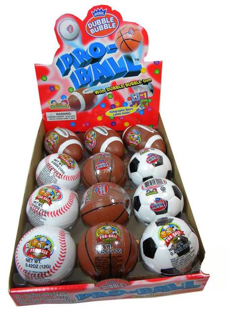 Dubble Bubble Pro Ball 12 Count
