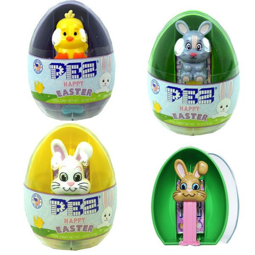 Pez Easter Mini's (One Ships)