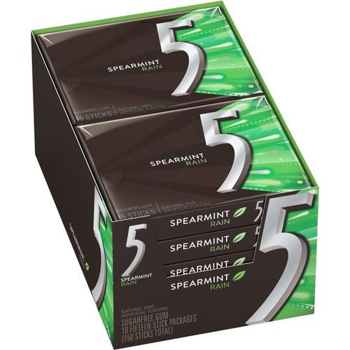 Five (5) Gum Sugar Free 10ct - Rain