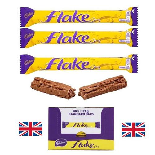 Flake Bar Cadbury 48 Count