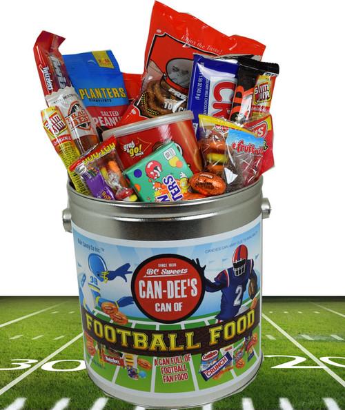 Football Candy Gift  - Football Food!
