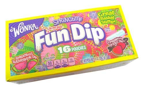 Fun Dip Springtime Mix 16 Packs