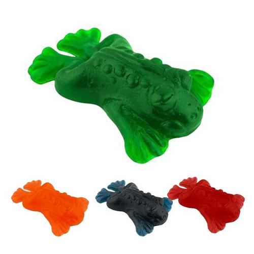 Giant Gummy Frog (One)