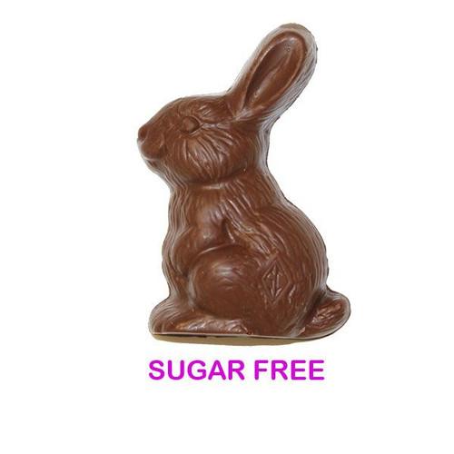 Gardners Solid Chocolate Bunny Sugar Free 3oz